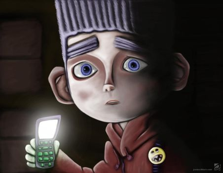 Paranorman by JCobes