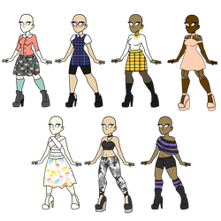 Anti-naked outfit adopts - Open by Supertato