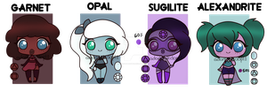 Canon Gem Adopts 3 (CLOSED) by adorkabledopts