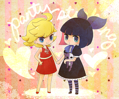 panty and stocking by pepaaminto