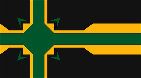 Flag of the Kudo Empire by Orca217