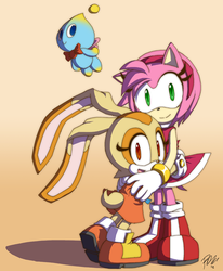Amy and Cream by Tigerfog