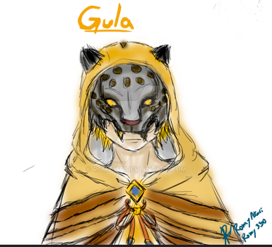 Sketch - Gula by Romy350