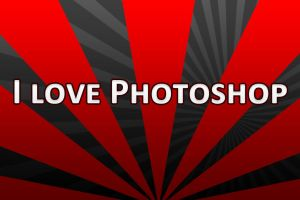 I love photoshop by ouhti