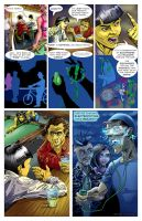 pure comic page by johnercek
