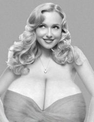 Hayden as the Buxom Bombshell 1 by Zealot42