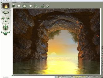 Sea Cave Bryce7 by xmas-kitty
