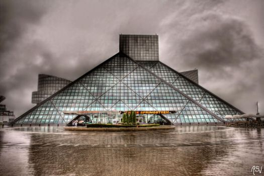 Rock and Roll at Rain HDR by AyseSelen