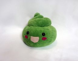 Wasabi plush 1 by Koreena