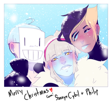Merry Christmas by Boybites