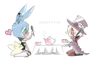 Contest Entry: Tea Time by Pon-ee