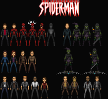 Spectacular Spider-Man: Parker's Luck by Nova20X
