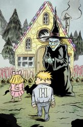 Hansel and Gretel by davechisholm
