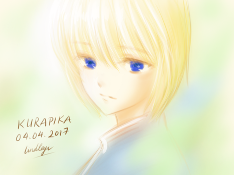 Kurapika 04.04.2017 by satchithuong