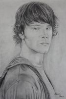 Sam Winchester by BrookeShane
