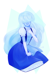 Sapphire - Steven Universe by Usuii00