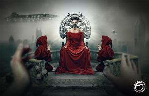 The Queen by HideAll
