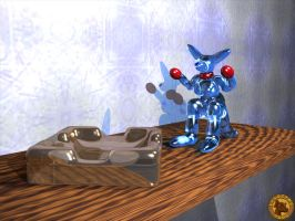 Glass Roo by Lysozyme