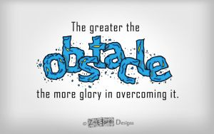 Obstacle by Zat3am