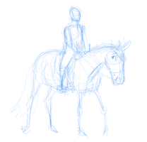 WIP for my cousin by Louvan
