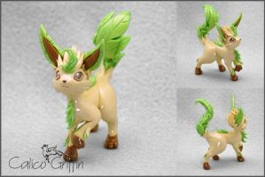 Custom: Leafy by CalicoGriffin