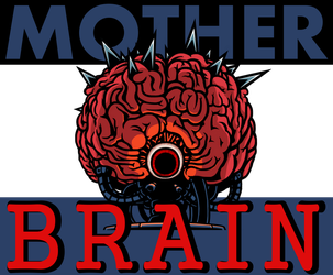 Mother Brain - (for Smash!) by Thelimomon
