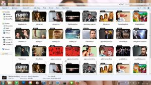 More TV Show folder icons by Terran-G