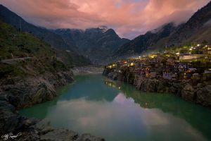 Living on Stone.. by M-Atif-Saeed