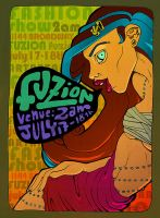 Fuzion Flyer by r0tterz