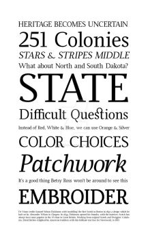 Typeface Design by veiartistica