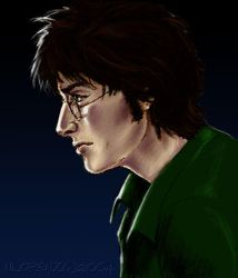 Harry Potter 02 - Colour by napalmnacey