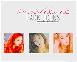 Red Velvet - Icons 2 by mayradias