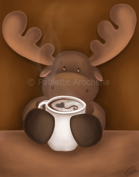 Chocolate Moose by parochena