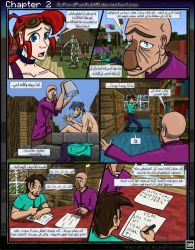 AR - Minecraft: The Awakening - Comic Ch2 P30 by OxFordFanSUbHD