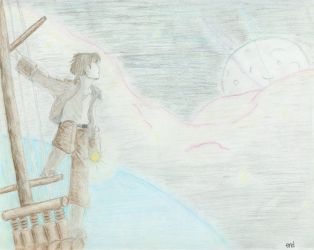 Treasure Planet by natille