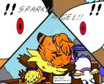 Sonic '06 - SPARKLIE!! by Icyi