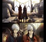 Dante and Nero: where Vergil is dead by Kibbitzer