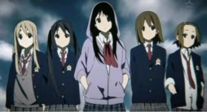 K-ON Girls by Code-Geass-Forever