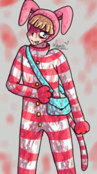Popee The Performer by StormFemaleWolf