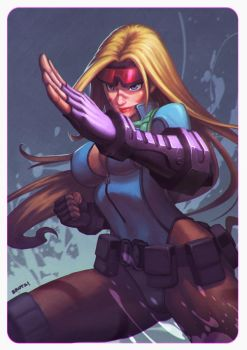 The Cammy we'd like to see by Gubrutsky2011
