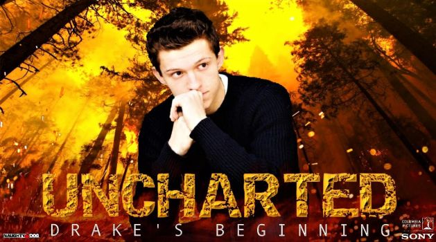 Uncharted - Drake's Beginning by TristanHartup