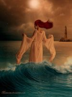 The Wave by maiarcita