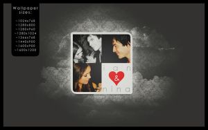 Nina n Ian wallpaper by ultraVioletSoul