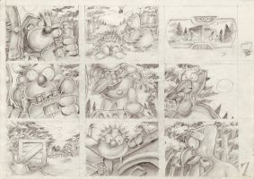T and H Storyboard 7 by pickassoreborn