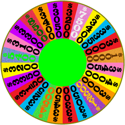 Amy's Special Wheel by germanname