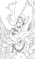 Fairy for Lely by fio