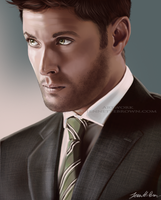 Dean Winchester by sugarpoultry