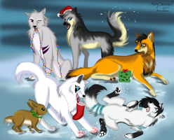 Merry Christmas 2010 by Fellixe