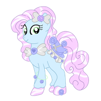 .:CLOSED:. Candy Themed HoloCoffee Pony Auction by Angel-Coffee