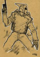 Rocketeer by DenisM79